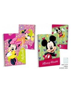 Bock 1/4 - 2R T/B 60 gr. 60H. Mickey. Pack de 10 Udes. - K.Bazar
