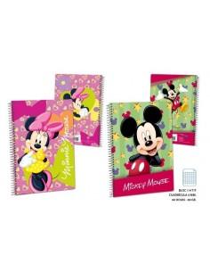 Bock 1/4 - C4 T/F 60 gr. 60 H. Mickey. Pack de 10 Udes. - K.Bazar