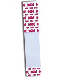 Bolsas rectangulares 5x25 cm Mod. Caramelos. Pack  100 unidades