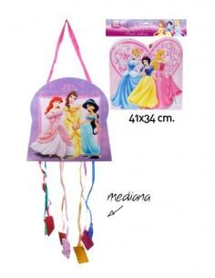 Piñata Mediana Princesa .2 Modelos Diferentes. King Bazar