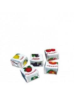 Caramelo Masticable Fruit Caramel. Bolsa 1Kg