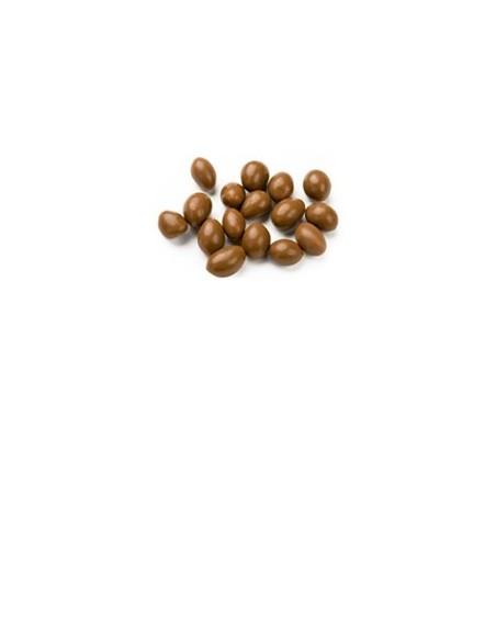 Cacahuete Chocolateado con Leche.Bolsa 1 Kg.