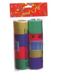 Surtido Piñata -  Polybag 2 serpentinas de 20R.