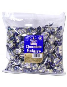 Walkers  Milk Chocolate Eclair. Bolsa 1 Kg.