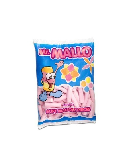 Mr. Mallow Liso Vainilla 1Kg.