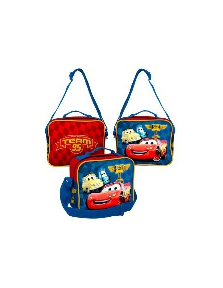 Mini-Merienda bolso Cars - King Bazar